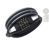 Digit-Ziffer-Spirale-Code-Verschluss des gute Qualitätsfahrrad-4 (HLK-011)