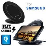 Carregador sem fio fresco e portátil de Qi para a galáxia S7 de Samsung