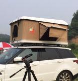 سيدة شاحنة [سوف] ذاتيّة يستعصي قشرة قذيفة سقف أعلى خيمة لأنّ 2 شخص