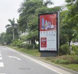 Наружная реклама поле дисплея светодиодный индикатор прокрутки рекламных блок освещения