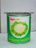 Законсервированные овощи законсервировали Bamboo всход с всем/половинами/ломтиком/прокладкой