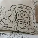 贅沢な4部分のサテンの膚触りがよいシーツの一定の寝具のコレクション