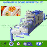 使い捨て可能なPSの泡は食糧容器の生産ラインを取り除く