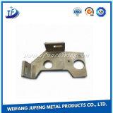 カスタマイズされた精密ステンレス鋼のシート・メタルの製造の部品
