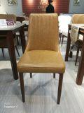 Stapelbarer Preis-kleines rückseitiges preiswertes Stahlbankett, das Stuhl speist