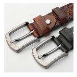 金属亜鉛合金の銀Pinのベルトの留め金