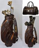 11 Caiton ПК гольф-клубов с мешок для гольфа Гольф одежду для гольфа подушки безопасности водителя утюг клуб