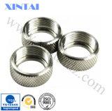 Précision en aluminium à usinage CNC OEM des pièces de machine