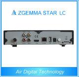 元のEnigma2 Linux OS DVB-CのZgemma星LC生きているIPTVボックス