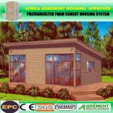 Fertigbehälter-Haus fabrizierte bewegliches Büro-System-Lager-Pflanzentoilette vor