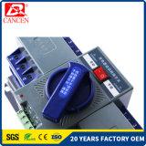 63AMP 콜럼븀 시리즈 Q3 유형 3p 4p 높은 끊는 수용량 6-10ka 지적인 이동 이중 운전사 변경 스위치