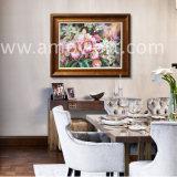 Реалистичные нескольких цветов БУКЕТ Картины маслом для монтажа на стену оформление