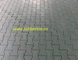 Rubber Bevloering voor BuitenSpeelplaats/de RubberBevloering van de Speelplaats/hond-Been RubberBetonmolen