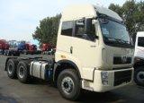 6X4 FAWの重いトラクターのトラック420HPのディーゼルトラックのトラクター