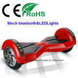 Alto fabricante eléctrico del OEM de la vespa de la calidad 8inch