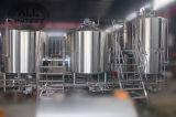 Van de Micro- van de Bar van het aal brouwt de Commerciële/Industriële Apparatuur Brouwerij van het Bier, Huis voor de Verwerking van het Brouwende Wort van het Huis