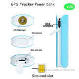 GPS 추적 기능 (V20)를 가진 긴 대기 시간 힘 은행