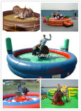 Inflatable Sports Mechanical Bull, Rodeo Bull