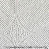 Plaques de plâtre laminé PVC coloré d'administration