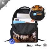 3D-печати рюкзак с карандашом Schoolbags подушки безопасности для студентов Mochila женственной