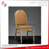 Qualitäts-quadratische goldene Gefäß-Gaststätte, die Stuhl (BC-167, speist)