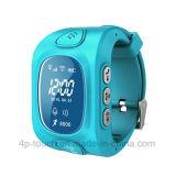 As crianças GPS inteligente Tracker relógio com alarme de detecção de tomada de H3