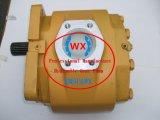 Фабрика---Насос с зубчатой передачей OEM разделяет номер: 705-95-07090--Части насосов с зубчатой передачей тележек сброса Hm350-2 Komatsu гидровлические. 1 год Gurantee