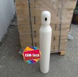 6.5 metros cúbicos de oxígeno de acero tanques con válvulas de O2 Cga540