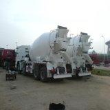 De Vrachtwagen van de Concrete Mixer van Sinotruk HOWO 6X4 9m3