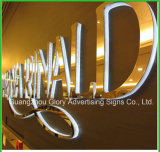 Ss와 Acrylic LED Luminous Channel Letters Signage