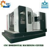 Centro fazendo à máquina horizontal do CNC com controlador H50 de Fanuc