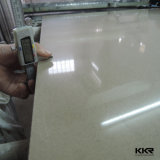 Anti-rayure beige Engineered Quartz Silestone dalles de pierre