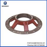 鋳造のヨーク16tの車輪ハブの専門の製造業者の熱い販売のヨークの車軸車輪ハブのブレーキ片