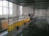 Máquina de rellenar en botella del petróleo de girasol