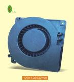 120X120X32mm gelijkstroom Ventilator 12032 UL Ventilator Tyj van de Ventilator van de Ventilatie van Ce RoHS 5V 12V 24V 48V Brushless