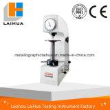 Laihua Ce и сертифицированных ISO Hr -150 манометр с ручным управлением типа Rockwell тестер жесткости