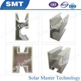Solardach-Panel-Montage-justierbare Aluminiumschiene