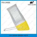 Luz solar portátil da lâmpada portátil do diodo emissor de luz para o uso Home