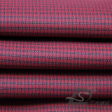 75D 300t Water & Wind-Resistant Down Jacket chaqueta de moda Tejidos Jacquard Plaid 100% poliéster filamento Sea-Island hilados de filamentos de cationes de tela (X056)
