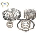 Волнистая пружина из нержавеющей стали для промышленности или производителя