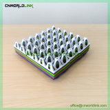 高品質30の穴の鶏の交通機関のためのプラスチック卵の木枠