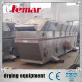 Conveyer single Layer Vibratory Static Bed Vacuum Drying Machine for halls