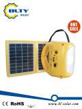 Venta caliente LED linterna solar con radio