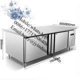 1800мм кухня холодильник / нержавеющая сталь счетчик верхней части рабочего стола/мясо охладитель