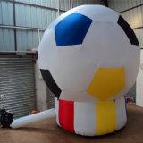 Надувной мяч мультфильмов на размещение рекламы
