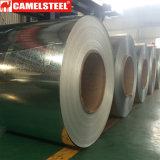 Bobina de aço galvanizada laminada a alta temperatura da fonte para a folha da telhadura com alta qualidade