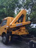 Sale를 위한 Crane를 가진 6개의 바퀴 Wrecker Truck Mounted
