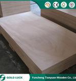 La mélamine imperméable à l'eau du meilleur de qualité faisceau de bois dur a fait face au contre-plaqué marin 1220X2440mm