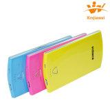 5 multicolori, la Banca Upgrate Version di 000mAh Phone Charger Portable Power
