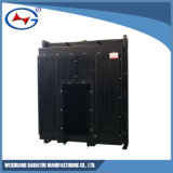 Radiador diesel de la base del cobre del radiador de Wd269tad48-8 Genrator en el radiador del aluminio del radiador de la venta